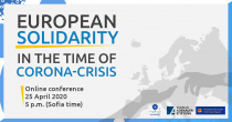 European Solidarity in the Time of Corona-Crisis, Online Event